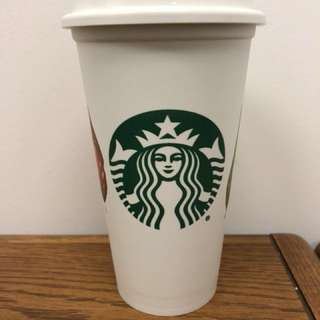 BRAND NEW Starbucks Travel Cup - only $1!
