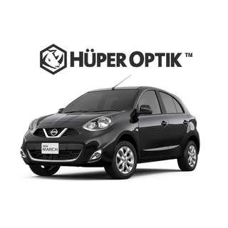 Kaca Film Huper Optik Klassisch Series Untuk Nissan March