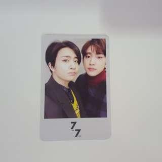 [WTT] GOT7 7for7 Present Edition Jinyoung & Youngjae PC