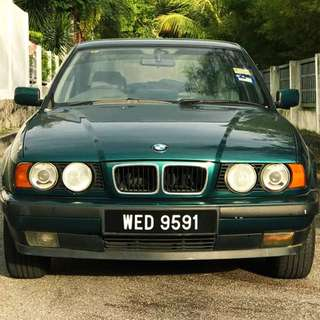 1995 or older BMW E34 2.0 (A)