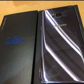 SAMSUNG  Galaxy S8+ 6.2吋