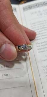 Best Diamond Ring 0.56ct