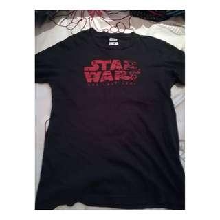 Star Wars The Last Jedi Limited Edition T Shirt (Resistance)