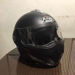 Modular Airoh Motorcycle Helmet