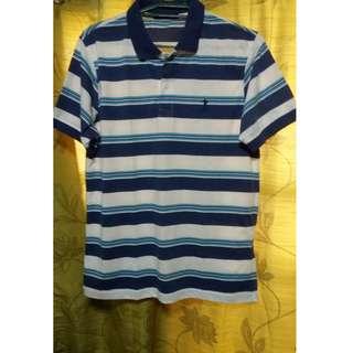 BNEW Bossini Stipes Polo shirt