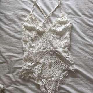 Shareen Lace Bodysuit