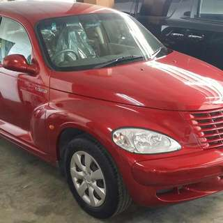 Antique Collection 2002 Crysler PT Cruiser
