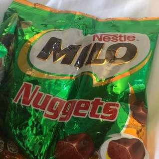 Milo美綠 Nuggets (90g)