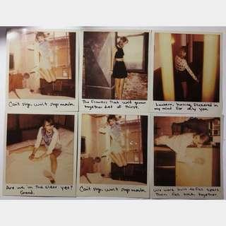 [WTS] taylor swift - 1989 polaroids