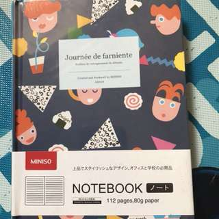 Notebook miniso