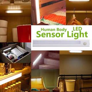 LED Body Motion Sensor Lightings