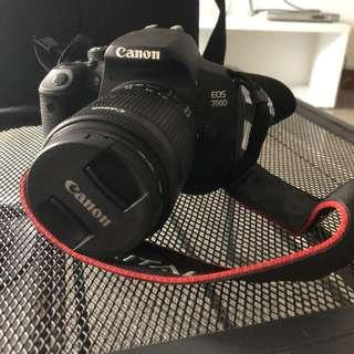 Canon EOS 700D / Rebel T5i