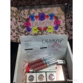 Colourpop Bundle *US Authentic*