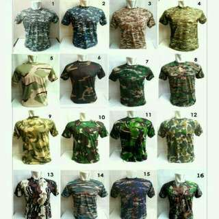 Kaos Army Militer