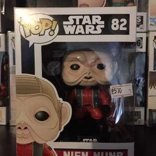 Nien Nunb Funko Pop Star Wars FOR SWAP