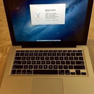 """Mac Book Pro 13"""" (2009)"""
