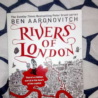 Rivers of London book