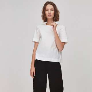 Our Second Nature Crepe High-Waisted Pants