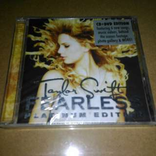 Fearless Platinum Edition (Taylor Swift)
