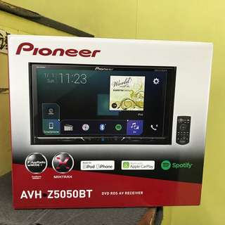 Chinese New Year promotion offer pioneer car audio AVH-Z5050BT
