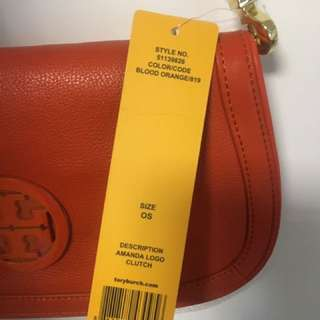 Tory Burch Hand Bag (100% new) real