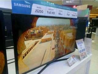 "Kredit LED TV Samsung 40"" Above Free 1x Angsuran"