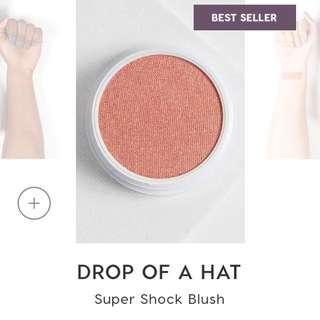 Colourpop Drop of a hat - Super shock cheek