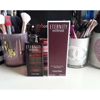 Perfume Calvin Klein Eternity Intense