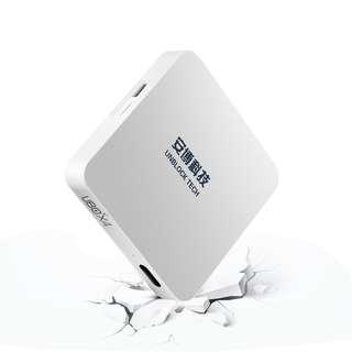 -二手- 安博盒子4代 幾乎全新 有NCC 剩10個月台灣保固 贈遙控器 /電視盒/小米/電視/TV//機上盒