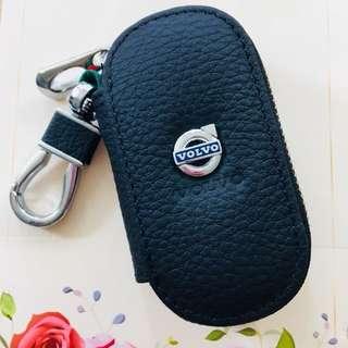 Volvo Leather key holder