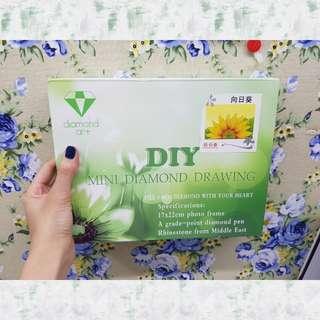 Sunflower diy diamond kit