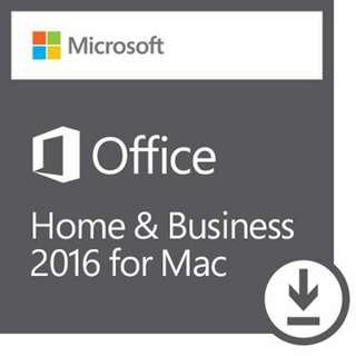 [MAC] Microsoft Office
