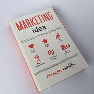 DAMRONG PINKOON Marketing Idea