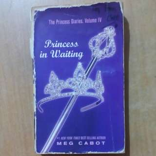 Meg cabot, princess in waiting #Contiki2018