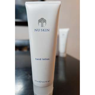 NU Hand Lotion