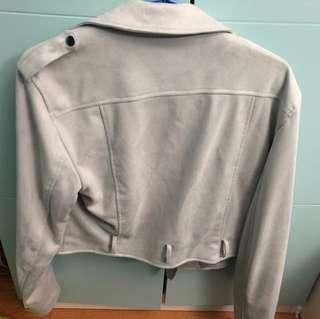 Forever 21 suede jacket