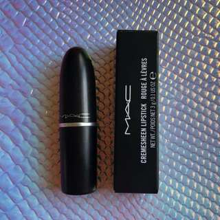 AUTHENTIC MAC Cremesheen Lipstick Creme d' Nude