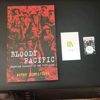 Bloody Pacific by Peter Schrijvers