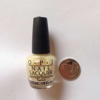 BN OPI Mini Happy Anniversary Nail Polish