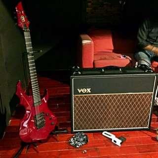 ESP Forest GT 電吉他