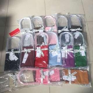 Lacoste Horizontal Tote Bag B1T1