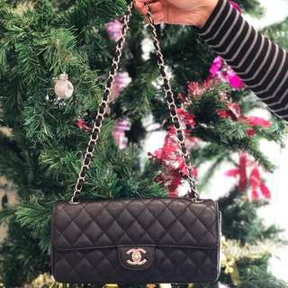 Chanel Quilted Sling Bag