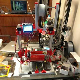 3d printer 3d打印機