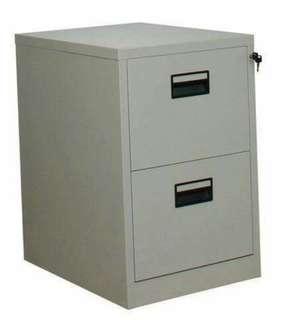 Vertical Filing Cabinet 2 Drawer