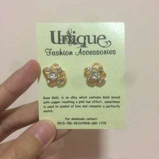 Unique Fashion Accessories Earrings (W/ FREE RING! ✨)