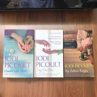 Handle with Care / Sing You Home / My Sister's Keeper by Jodi Picoult