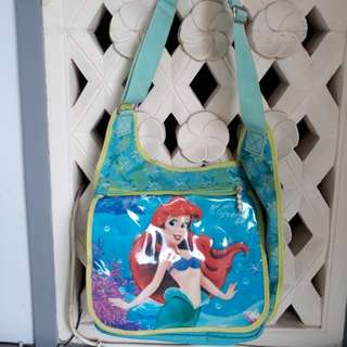 Little Mermaid Sling Bag