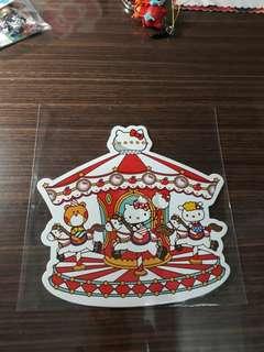 🚚 Hello Kitty 明信片