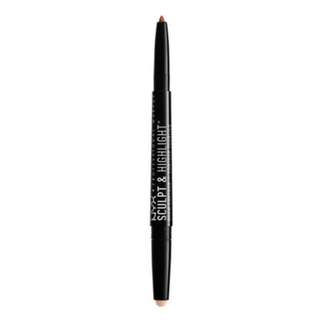 NYX Sculpt & Highlight Brow Contour Auburn/Soft Pink