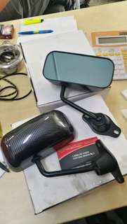 Side Mirror f1 carbon